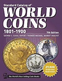 World Coins 1801-1900
