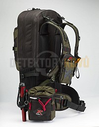 SET batoh XP backpack 280 + mošna na nálezy XP