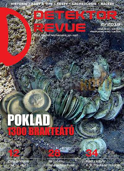 Detektor revue 2017/04 - Detektory kovů