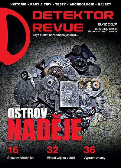 Detektor revue 2017/06 - Detektory kovů