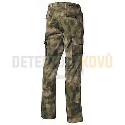 Kalhoty BDU, HDT camo - Detektory kovů