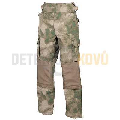 Kalhoty Komando Rip Stop, HDT-camo FG - L - Detektory kovů