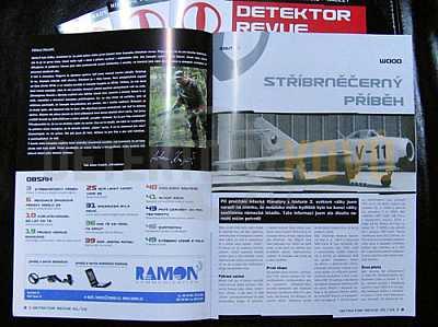 Detektor revue 2010/01 - Detektory kovů