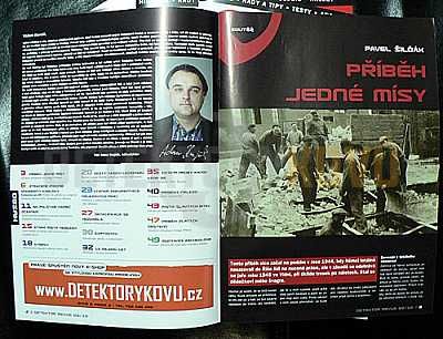 Detektor revue 2010/03 - Detektory kovů