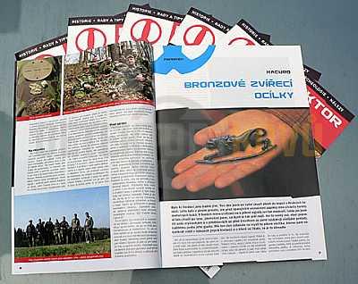 Detektor revue 2009/02 - Detektory kovů