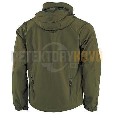 Soft shellová bunda Scorpion, olivová - Detektory kovů