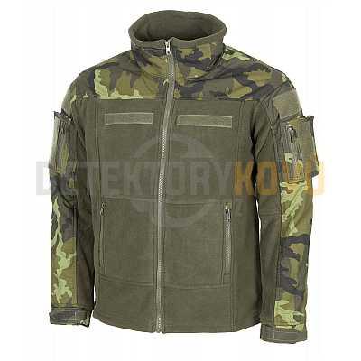 Bunda taktická fleece COMBAT Vz 95 CZ - Detektory kovů