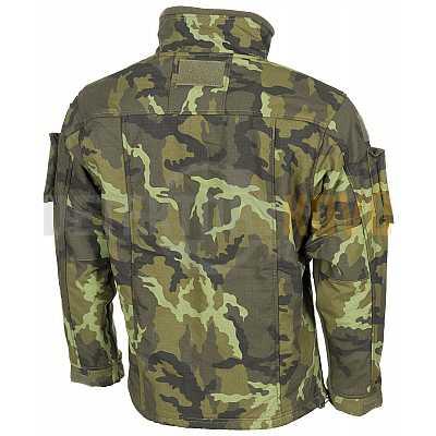 Fleecová bunda - Detektory kovů
