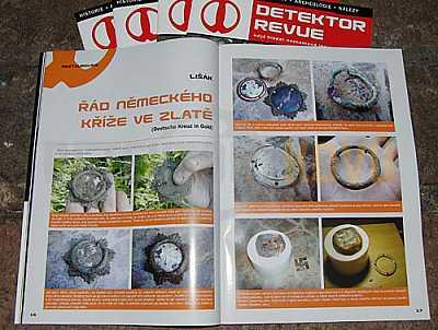 Detektor revue 2009/06 - Detektory kovů