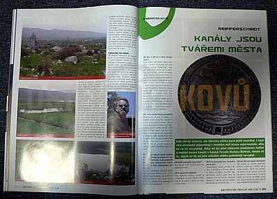 Detektor revue 2010/06 - Detektory kovů