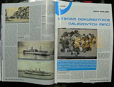 Detektor revue 2010/05 - Detektory kovů