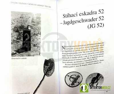 Divizní odznaky německé armády - Detektory kovů