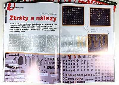 Detektor revue 2013/01 - Detektory kovů