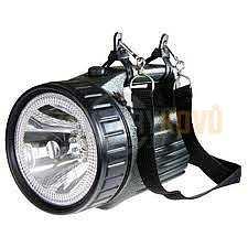 Nabíjecí svítilna halogenová - Detektory kovů