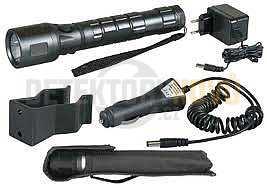 LED nabíjecí svítilna 3W - Detektory kovů