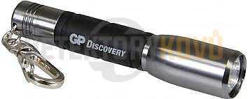 Svítilna LED GP LCE202 - Detektory kovů