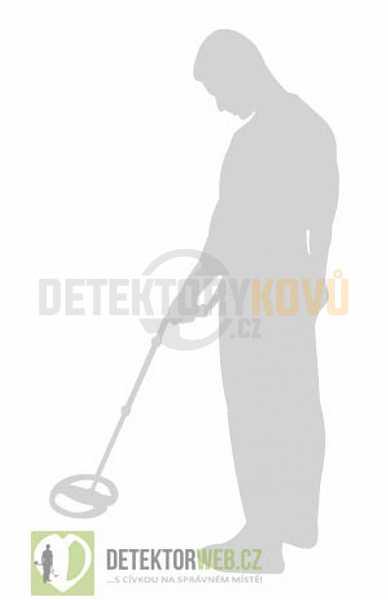 Hledačská nálepka na auto - Detektory kovů