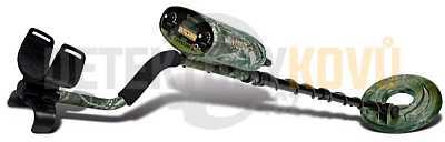Bounty Hunter Commando - detektor kovů - Detektory kovů