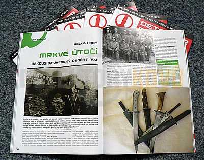 Detektor revue 2009/03 - Detektory kovů