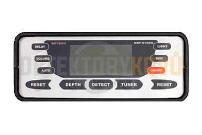 Detech SSP-5100 - detektor kovů - Detektory kovů