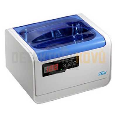 Ultrazvuková čistička A6200 - Detektory kovů