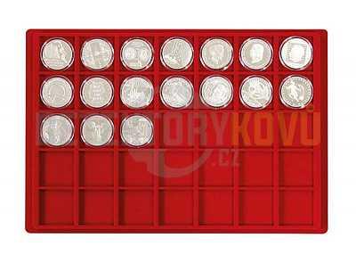 Podnos na mince pro 35 mincí - Detektory kovů