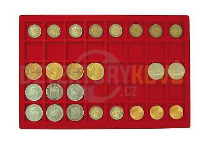 Podnos na mince pro 40 mincí - Detektory kovů
