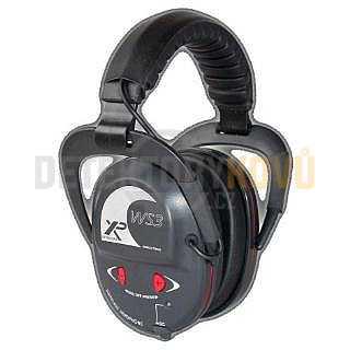 XP WS3 bezdrátová sluchátka - Detektory kovů