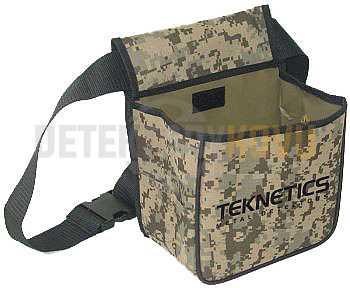 Kapsa na nálezy Teknetics s kamufláží - Detektory kovů