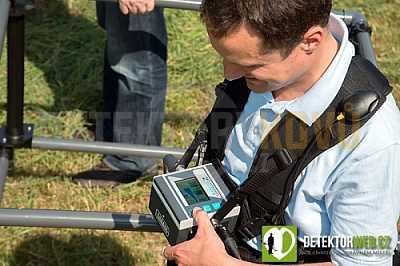 Lorenz Deepmax Z1 - detektor kovů - Detektory kovů