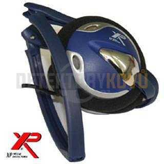 XP FX-02 sluchátka s regulací hlasitosti - Detektory kovů