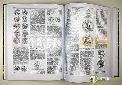 Ilustrovaná encyklopedie české, moravské a slezské numismatiky - Detektory kovů