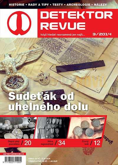 Detektor revue 2014/03 - Detektory kovů