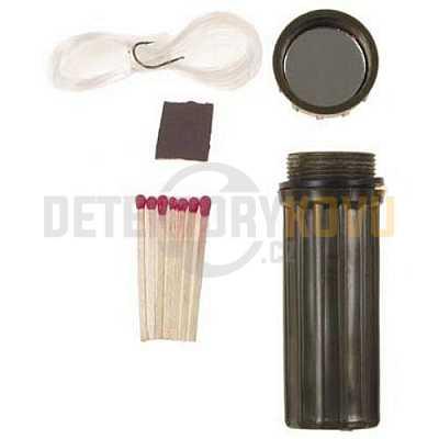 Plastový vodotěsný box - Detektory kovů