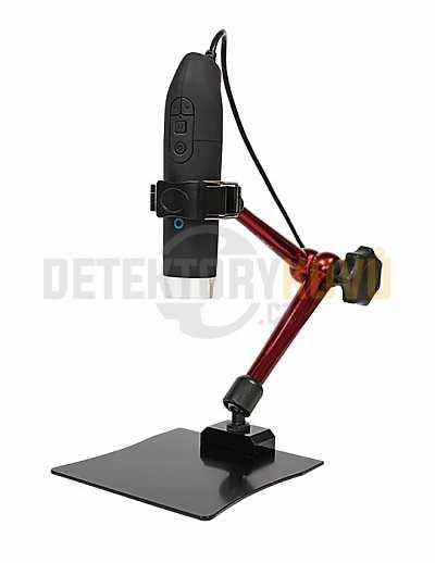 Mikroskop ESCOPE - AUTO FOCUS DIGITAL MICROSCOPE - Detektory kovů