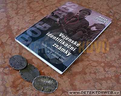 Vojenské identifikační známky - Detektory kovů