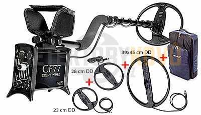 Makro CF77 PRO PACKAGE - Detektory kovů