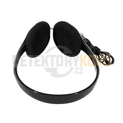 Drátová sluchátka MAKRO - Detektory kovů