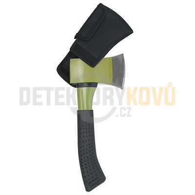 Sekera Survival Miltec - Detektory kovů