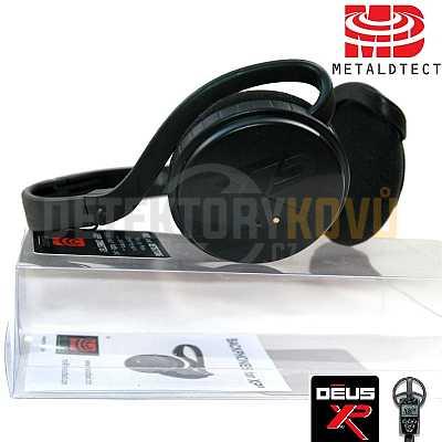 Bluetooth handsfree pro Deus WS4 sluchátka - Detektory kovů
