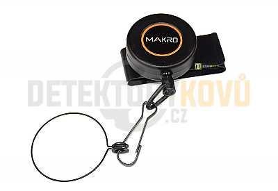 Svinovací lanko MAKRO - Detektory kovů