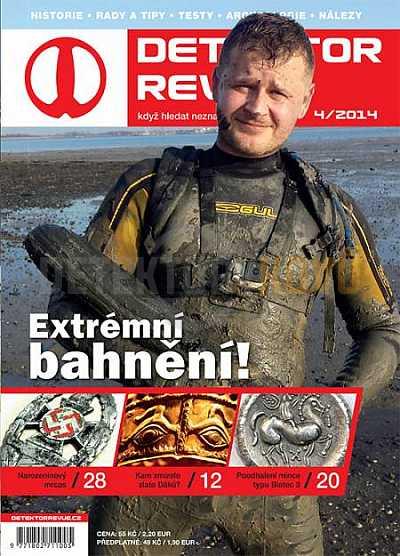 Detektor revue 04/2014 - Detektory kovů