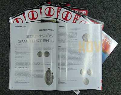 Detektor revue 2009/05 - Detektory kovů