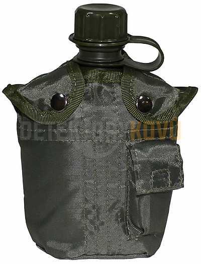 US polní láhev - zelená - Detektory kovů