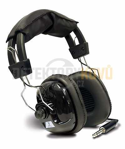 Teknetics T2 sluchátka - Detektory kovů