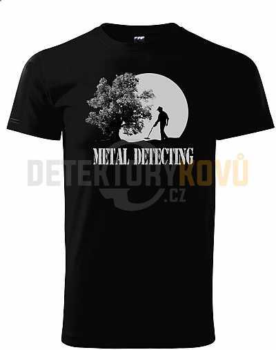 Tričko Metal Detecting - Detektory kovů