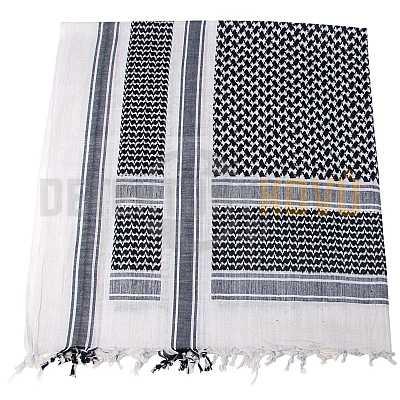 Šátek SHEMAGH bílo-černý - Detektory kovů