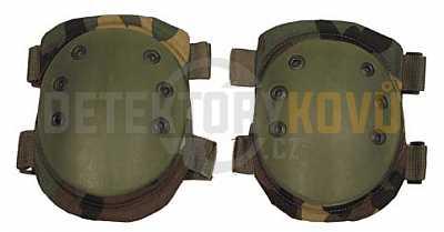 Chrániče kolen Woodland - Detektory kovů