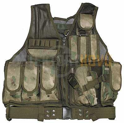 Taktická vesta USMC HDT - camo - Detektory kovů