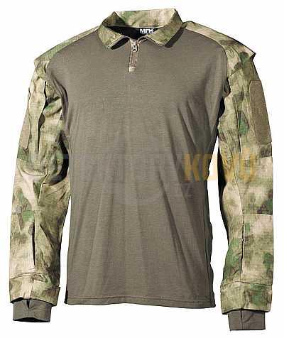 Taktické triko, HDT camo FG - Detektory kovů